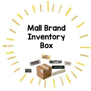 Brand name reseller inventory mystery box